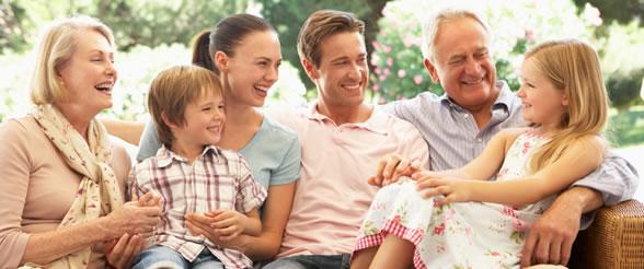 Моя семья голая фото